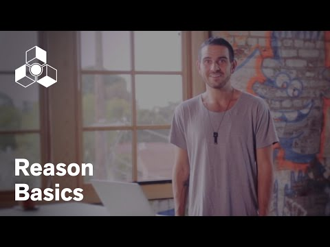 Making Your First Beat with Reason