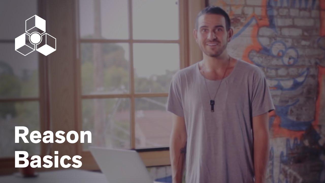 Reason 10 beginner house beat tutorial youtube.