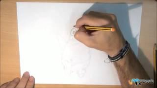 vuclip Como desenhar Patrick Estrela passo a passo