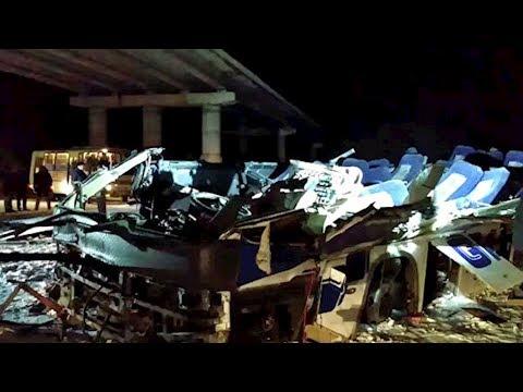 В Забайкалье обнародовали имена погибших в ДТП с автобусом