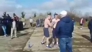 Traveller beef johnny David vs Patrick Navin bare knuckle fight 2018