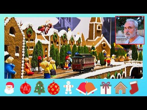 MELBOURNE For Christmas 🎄🎅! Let's Visit The Gingerbread Village (Australia)