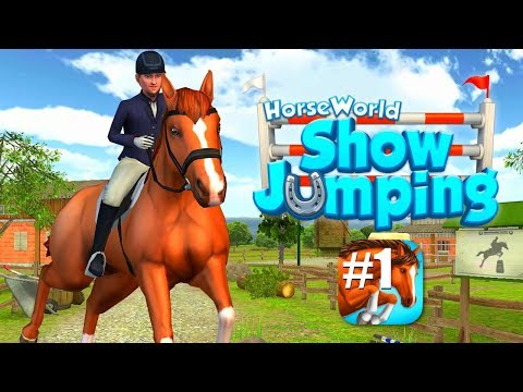 HorseWorld: Show Jumping #1 (Mobile Horse Game)