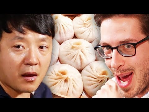 The Try Guys 400 Dumpling Mukbang ft. Strictly Dumpling