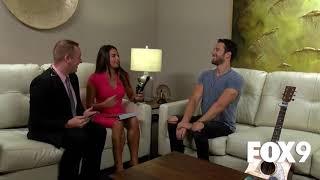KYMA News 11 - American Idol contestant Trevor Holmes sits down with Sunrise