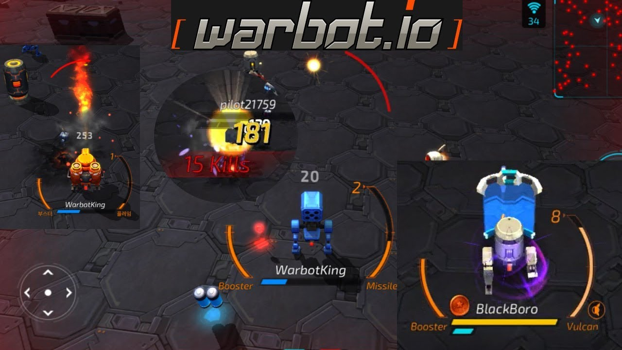 Warbots online dating