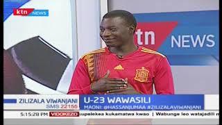 Kenya U23 yatua baada ya kuizaba Mauritius 8-1 | #ZilizalaViwanjani