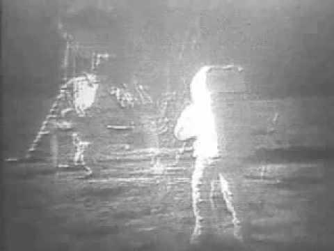 Apollo 11: Premiers pas sur la Lune
