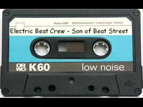 The Electric Beat Crew - Son of Beat Street Remix live recording 88