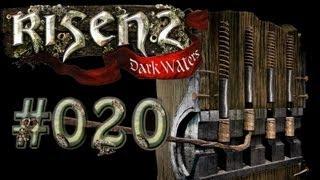 Let's Play Risen 2 #020 [Deutsch-HD]  Freudiges Wiedersehen