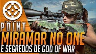 MENSAGEM SECRETA EM GOD OF WAR E MIRAMAR JÁ NO XBOX ONE - CENTRAL POINT