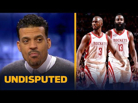 Matt Barnes defends James Harden about NBA referee Scott Foster's officiating | NBA | UNDISPUTED