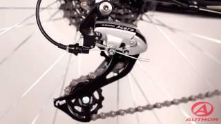 Женский велосипед Author Integra