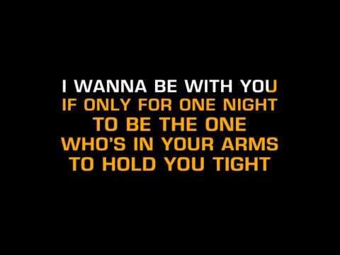 Mandy Moore - I Wanna Be With You (Karaoke)