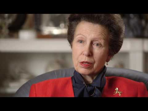 Princess Anne Interview Highlights B Roll 6 02mins