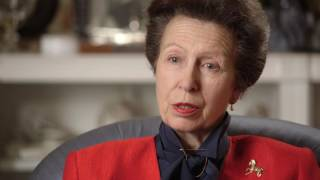 Princess Anne Interview Highlights B Roll 6 02mins