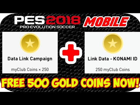 How To Link KONAMI ID PES 18 MOBILE (Basic + Parallel Space)