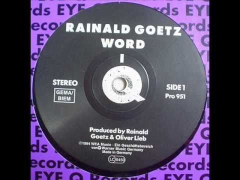 Rainald Goetz - Mädchen