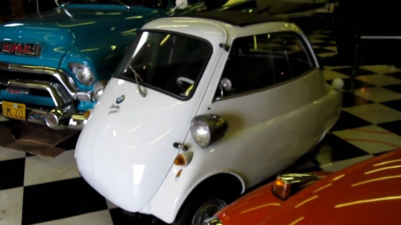 1957 Bmw Isetta For Sale Youtube