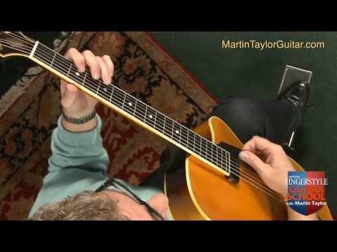 Jazz Guitar with Martin Taylor: 2-5-1 Progression