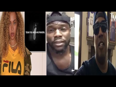 Master P calls out Kevin Hart's Donation Challenge+Beyonce's SECRET donations to Houston revealed