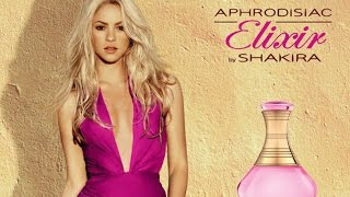 Shakira Aphrodisiac Elixir Perfume Review 🌟 Among the Stars Perfume Reviews 🌟