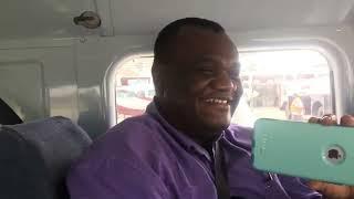 ARRIVING IN DANGRIGA TOWN, BELIZE 2017