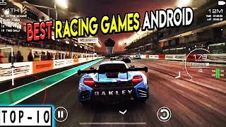 Best Racing Games For Android 2018 [ Top 10 ]