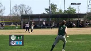 LHS Girls Softball vs Billerica