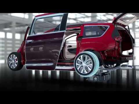 How It's Made - BraunAbility Wheelchair Accessible Vehicles
