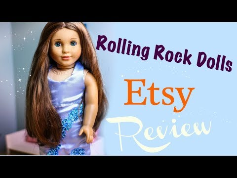 Rolling Rock Dolls Etsy Review
