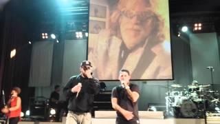 Sido feat. Helge Schneider - Arbeit Live Trier Europahalle (13.03.14)