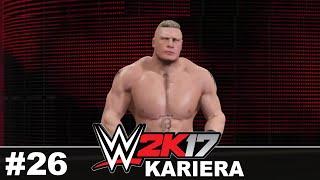 WWE 2K17 MyCareer PL [#26]: Bestia nadchodzi✔.