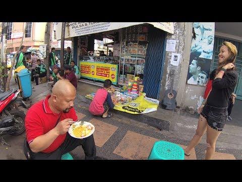 Indonesia Tangerang Street Food 2777 Part.2 Ketupat Sayur Ki AsnawiYN010114