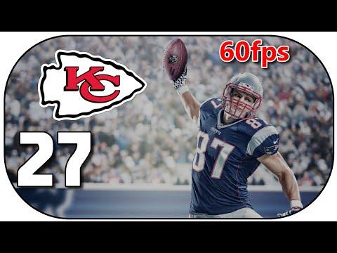 MADDEN 17 Be-A-Pro QB #27 vs. Kansas City Chiefs ★ [Deutsch/German] Let's Play Madden 17 NFL