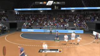 IHF Handball Challenge 14 PC Gameplay *HD* 1080P Max Settings