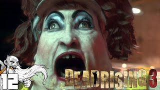 GROSSEST FOOD FIGHT IN HISTORY!!! - Let's Play Dead Rising 3 Gameplay