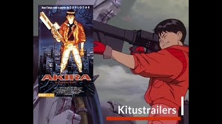 Akira Trailer (Español)