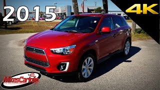 2015 Mitsubishi Outlander Sport SE - Ultimate In-Depth Look in 4K