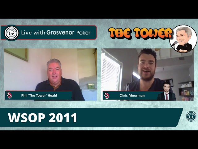 An Hour with The Tower - Chris Moorman Ep.3