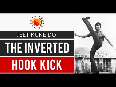Bruce Lee's Jeet Kune Do – The Inverted Hook Kick