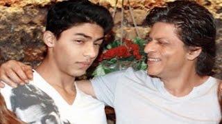 Aryan Khans Bollywood DEBUT excites papa Shahrukh Khan | Watch Video