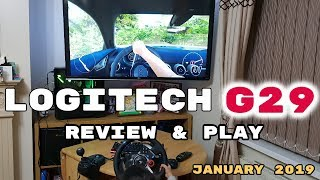 Logitech G29 Driving Force - Review
