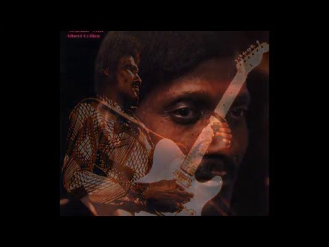Albert Collins~''How Blue Can You Get ? ''Live 1969