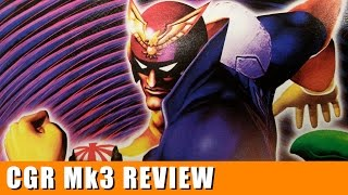 Classic Game Room - F-ZERO GX review for Nintendo GameCube