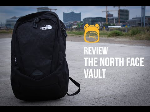 stable quality nice shoes super cheap North Face Vault Rucksack - Review auf Deutsch - Rucksack Test