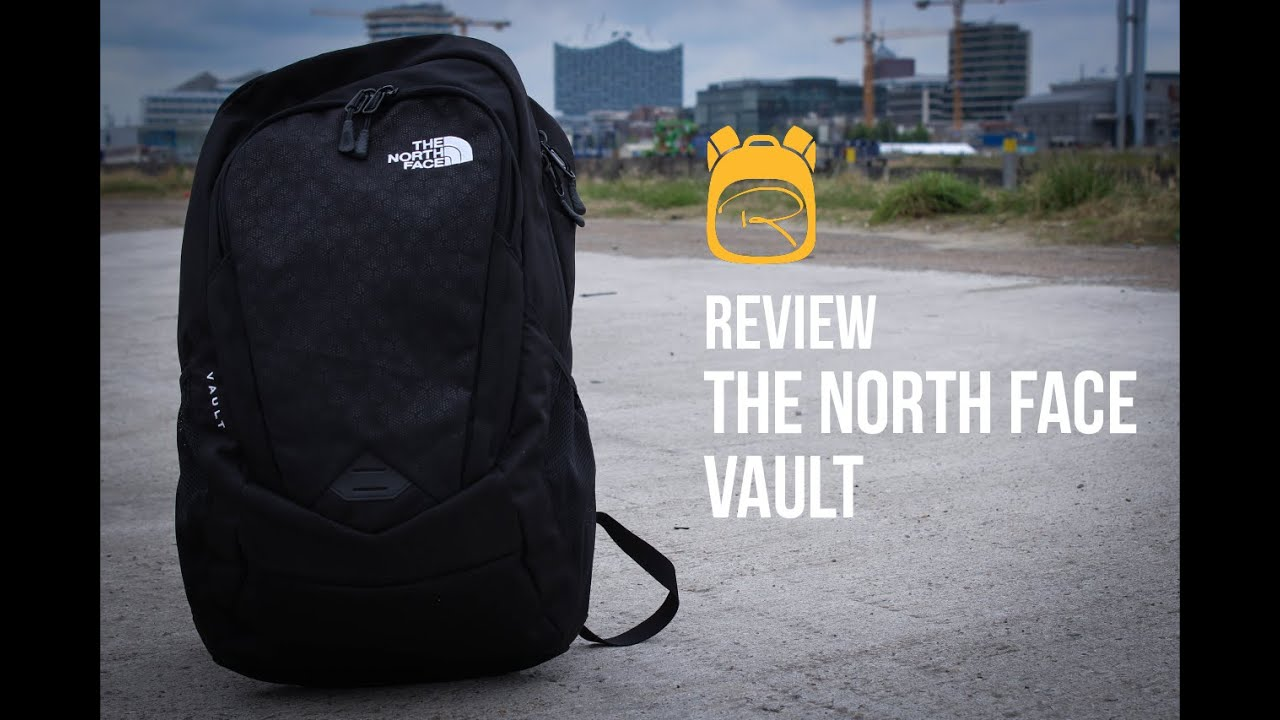 b799d16f5a North Face Vault Rucksack - Review auf Deutsch - Rucksack Test - YouTube