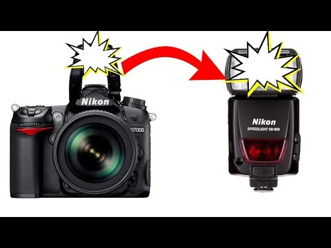 How to Control Off Camera Flash on Your Nikon Camera