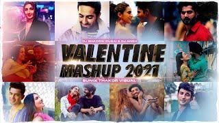 Valentines Mashup 2021 | DJ Shadow Dubai x DJ Ansh | Best Romantic Songs