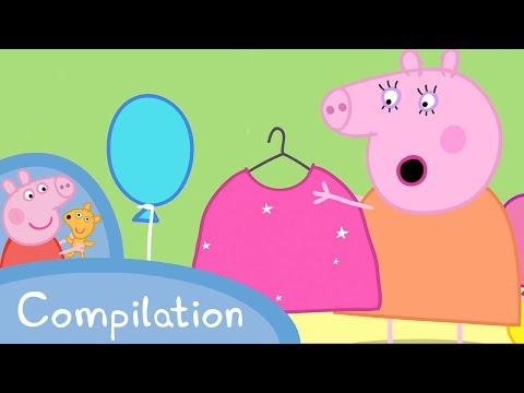 Peppa Pig Episodes - Mummy Pig compilation! - Cartoons for Children